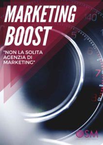 Marketing Boost - Servizio Marketing efficace