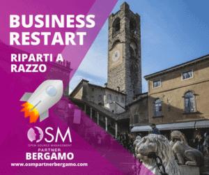 Business Restart Bergamo.Riparti nonostante il Covid-19