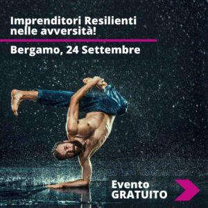 imprenditori resilienti a Bergamo