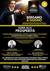 Locandina-PresentazioneLibro-GuidaProsperita-Bergamo_08.06.21