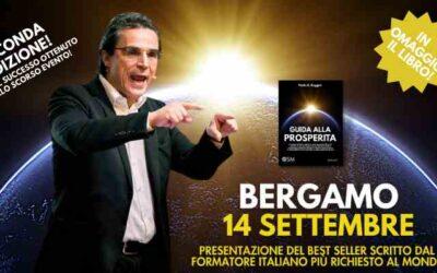 """Seconda Edizione della Presentazione del Libro """"Guida alla Prosperità"""" di Paolo Ruggeri"""